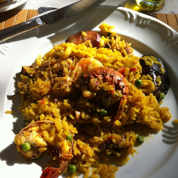 Paella @ Bar des Arts Itaim