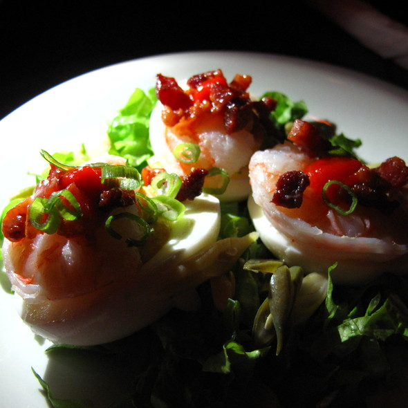 Deviled Eggs @ Red Fez