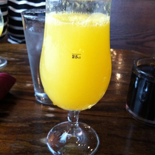 Huge Mimosa @ Royale