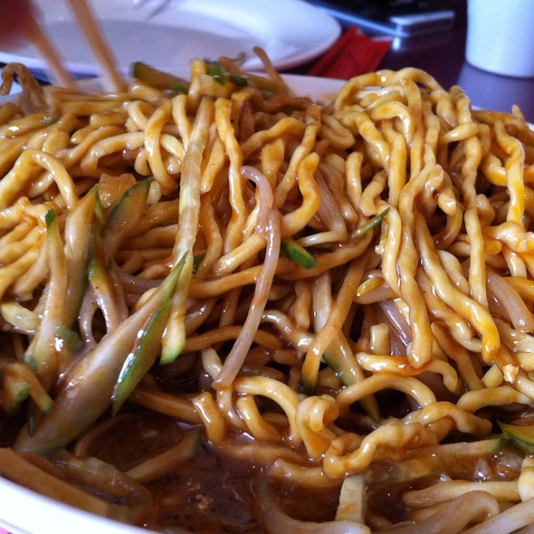 Cold Spicy Noodles @ Spices