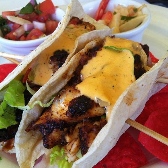 fish tacos - Pacifica Del Mar, Del Mar, CA