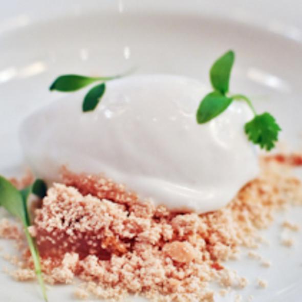 thai dessert @ Cafe Atlantico
