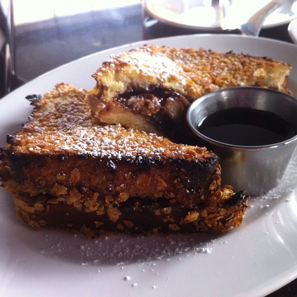 Nutella- Banana French Toast @ The Getaway DC