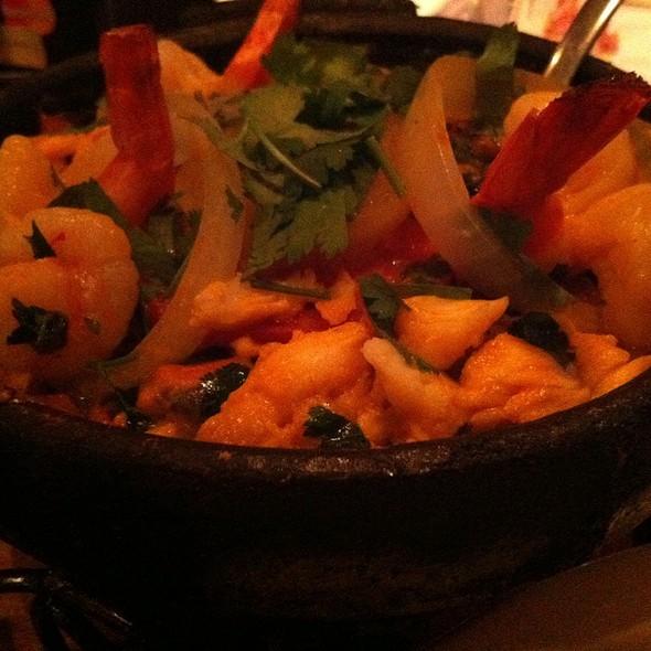mariscada @ Muqueca Restaurant