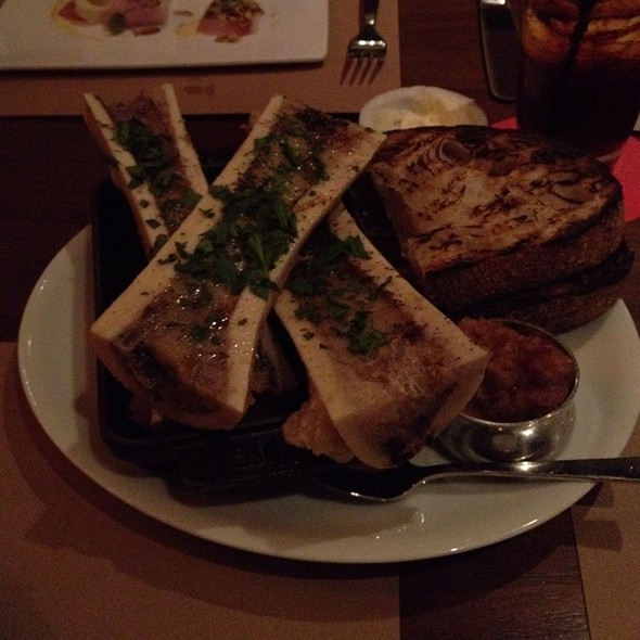 Roasted Beef Bone Marrow