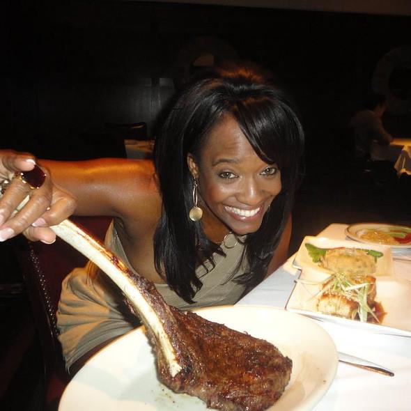 Tomahawk Steak - III Forks - Austin, Austin, TX