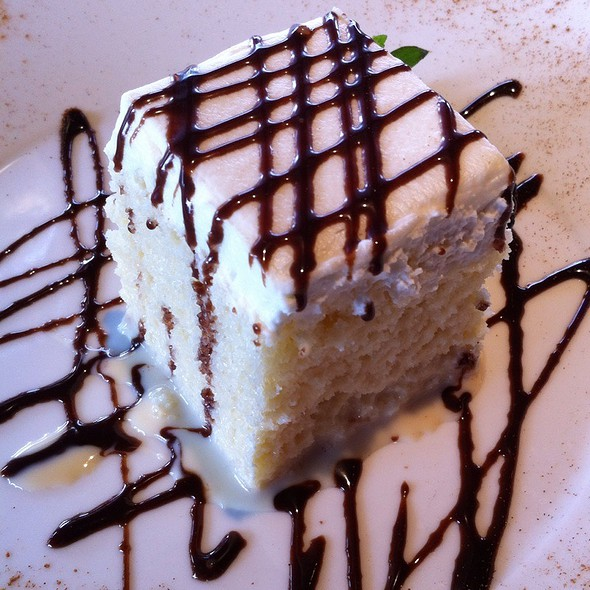 Tre Leches @ Post Oak Grill | Sugar Land