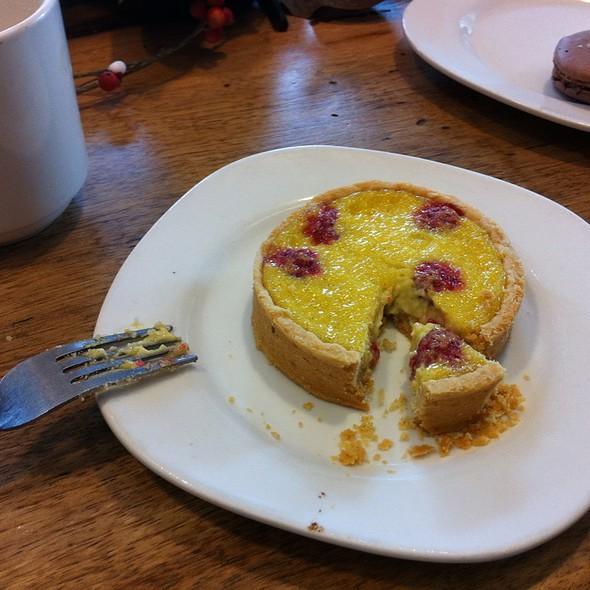 Rasberry Torte @ Euro Pane Bakery