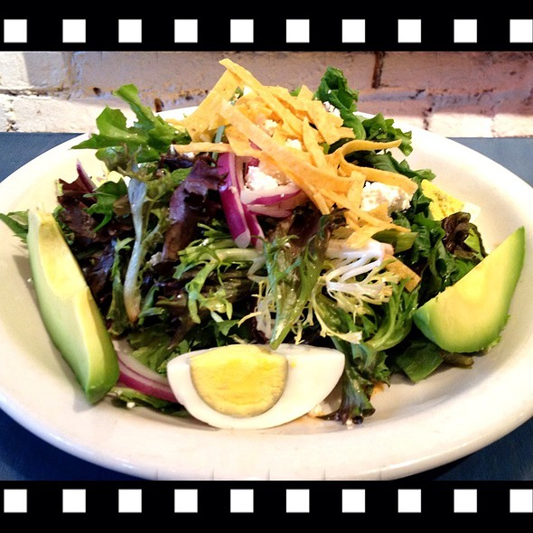 Chipotle Salad @ Bogota Latin Bistro