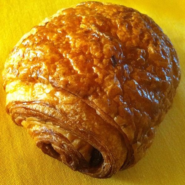 Chocolate Croissant - A la Maison Bistro, Ardmore, PA