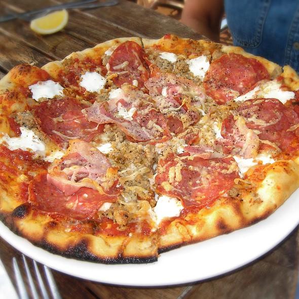 Tre Amici Pizza @ Katie's Pizzeria