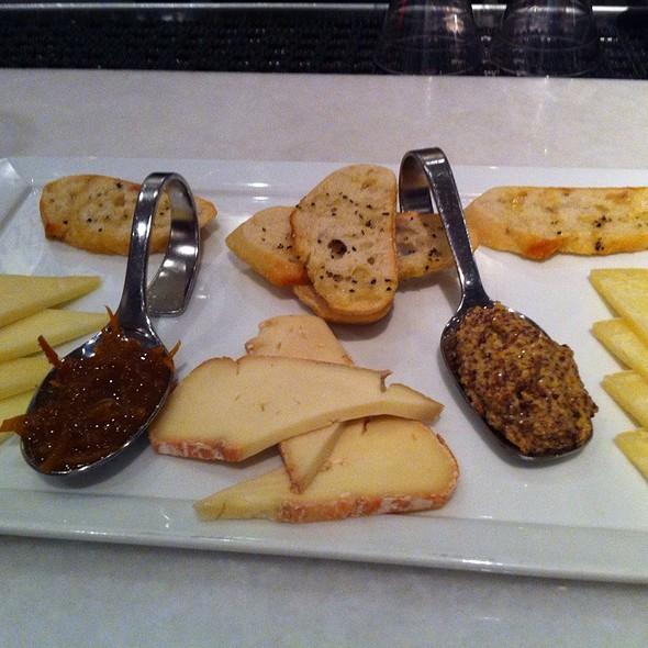 Cheese Plate - Credo, San Francisco, CA