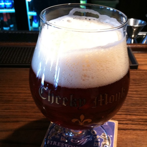 Dry Dock Pumpkin Beer @ Cheeky Monk Belgian Beer Cafe
