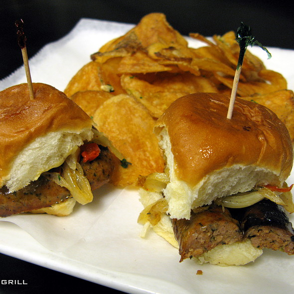 Duck Sliders - Pacific Grill, Tacoma, WA