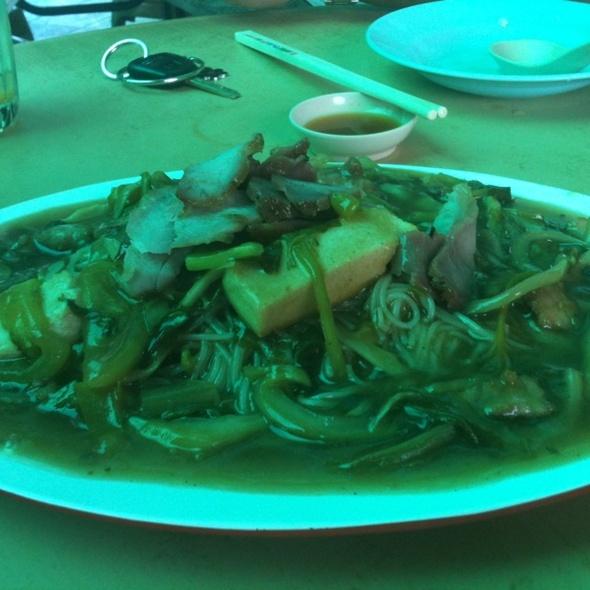 酿豆腐 @ 保佛火船餐馆