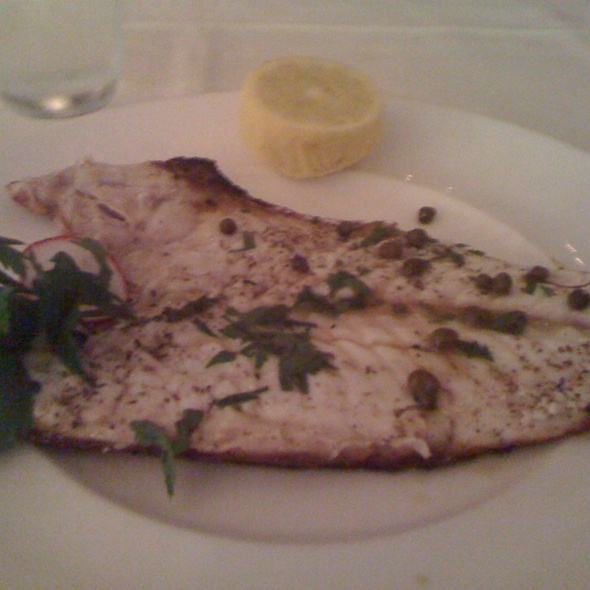 Whole Red Snapper For Two - Limani, Roslyn, NY