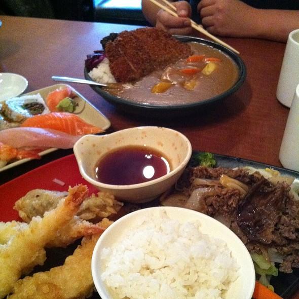 Beef Teriaki @ Samurai Japanese Restaurant Inc