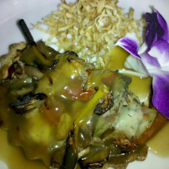 Brazillian Duck Tart @ The Tilghman Island Inn
