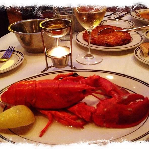 Steamed Maine Lobster - Oceanaire Seafood Room - Atlanta, Atlanta, GA