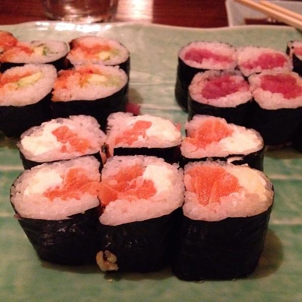 Sushi @ Japonica Restaurant