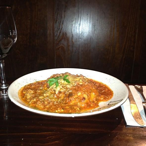 Lassagna @ Restaurante El Abue