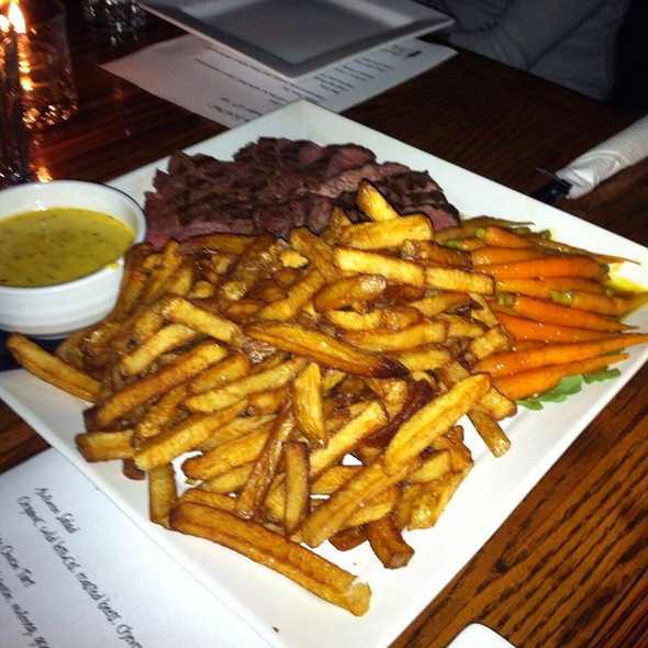 Steak Fries - Supermarine, Vancouver, BC