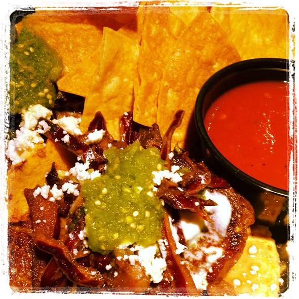 Braised Shortrib Tacos @ Tinga