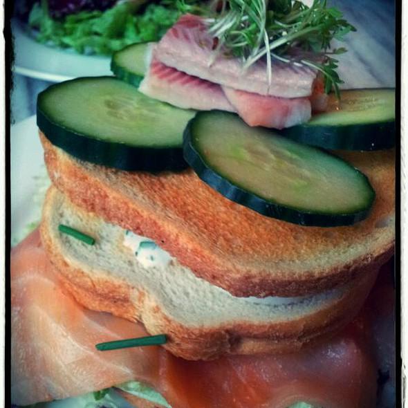 Fish Club Sandwich @ Hemelrijk