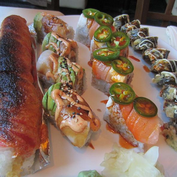 Sushi - Uni Sushi, The Woodlands, TX