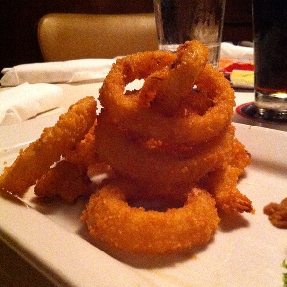 Onion Rings @ Ruby Tuesday