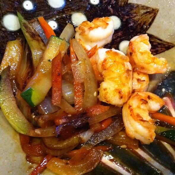 Hibachi Shrimp @ Benihana