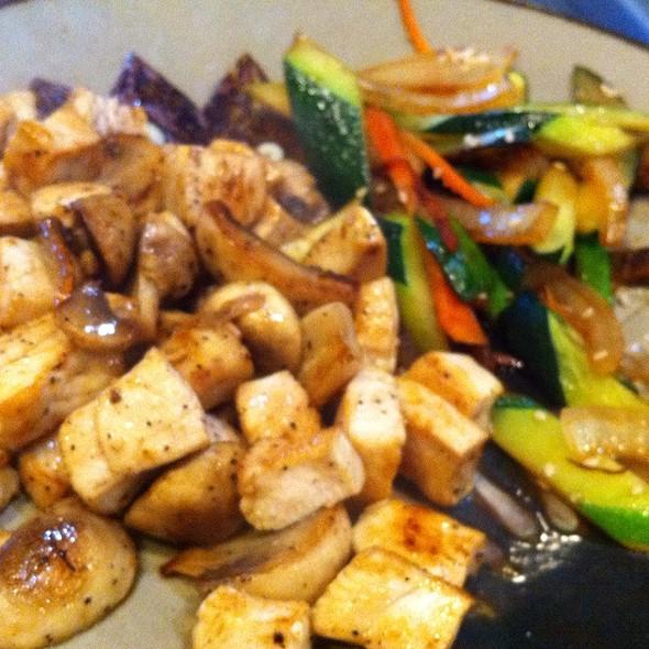 Benihana - Hibachi Chicken - Foodspotting
