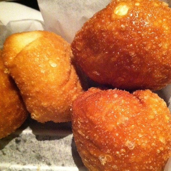 Fresh Bread Rolls @ Jackson's Mighty Fine Food