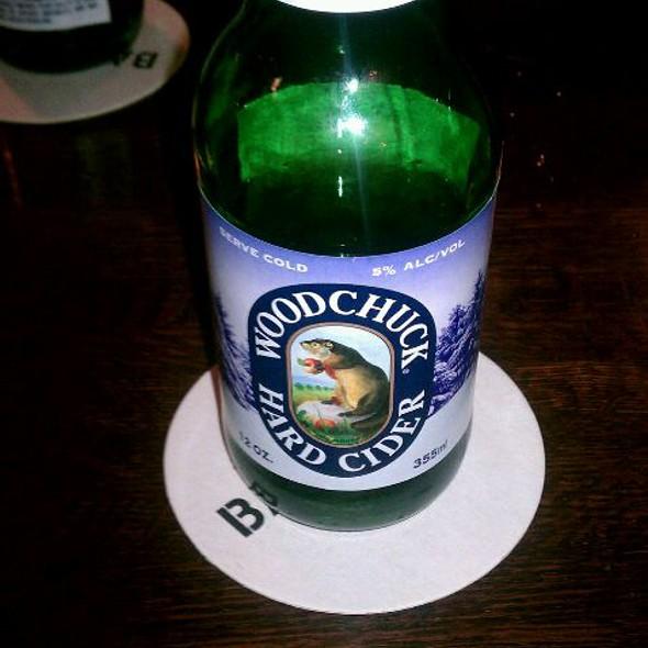 Woodchuck Winter Edition Cider - Backstage, Torrington, CT