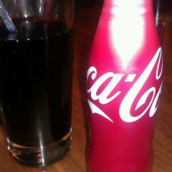 Coke @ Founding Farmers