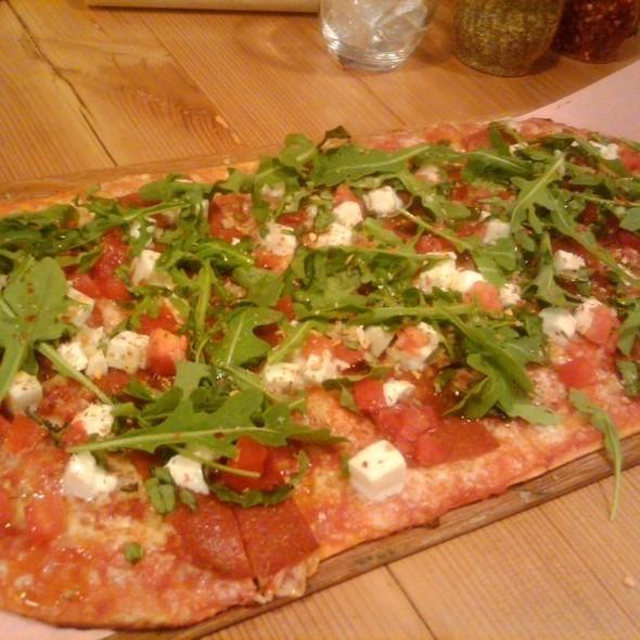 Thin Crust Pizza @ Jules Thin Crust