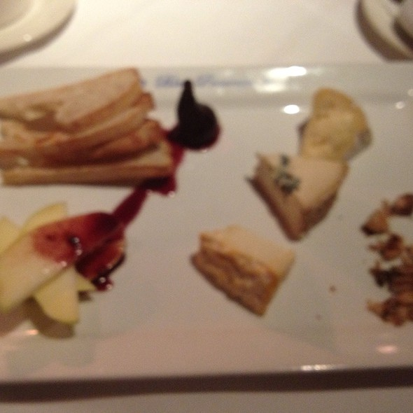 Cheese Plate @ Bleu Provence
