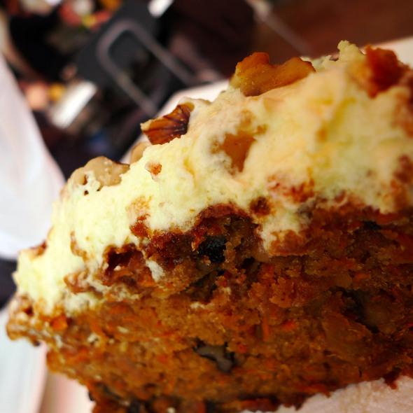 Carrot Cake @ Savour & Devour
