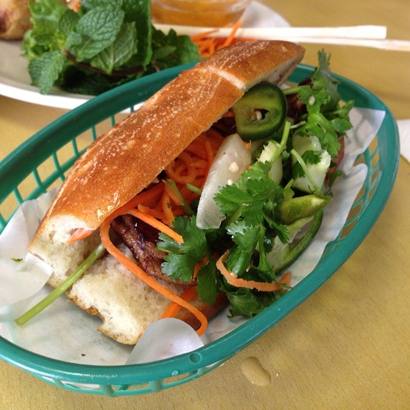 Banh Mi @ Sunrise Cafe