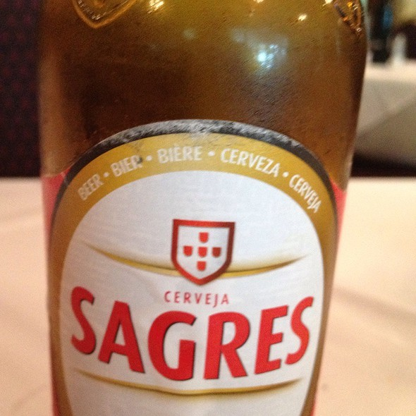 Cerveja Sagres @ El Jardin De Portugal