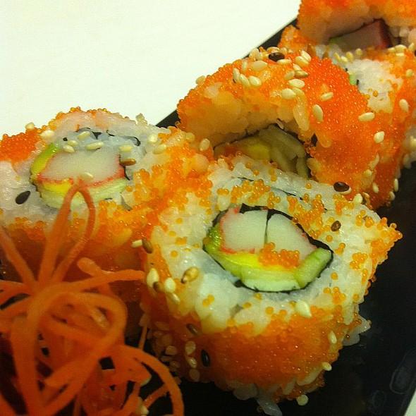 California Maki @ Oh! Sushi