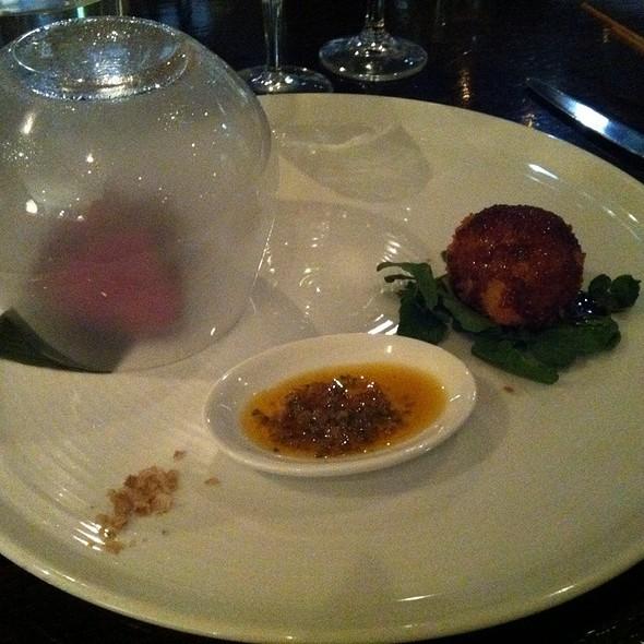 Smoky Wagyu Beef  @ Ocean Room