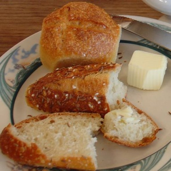 Bread @ Peter Luger Steakhouse