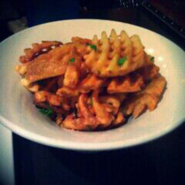 Truffle Fries @ Franks 'N' Dawgs