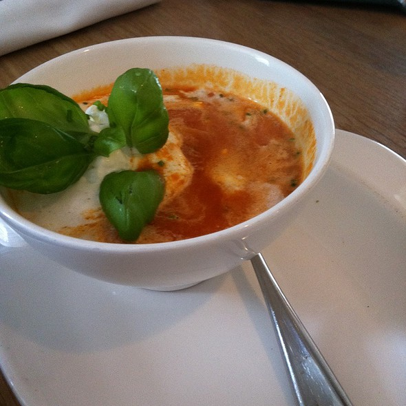 Tomato Soup @ Verde