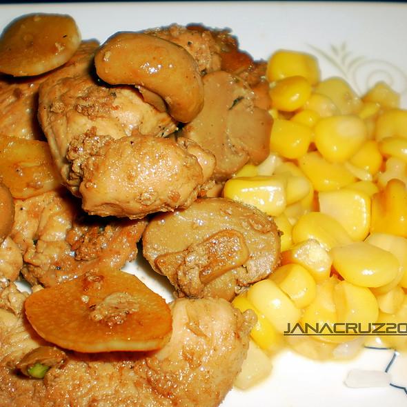 Chicken Steak @ Home