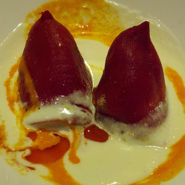 Spanish Piquillo Peppers - Yuca, Miami Beach, FL
