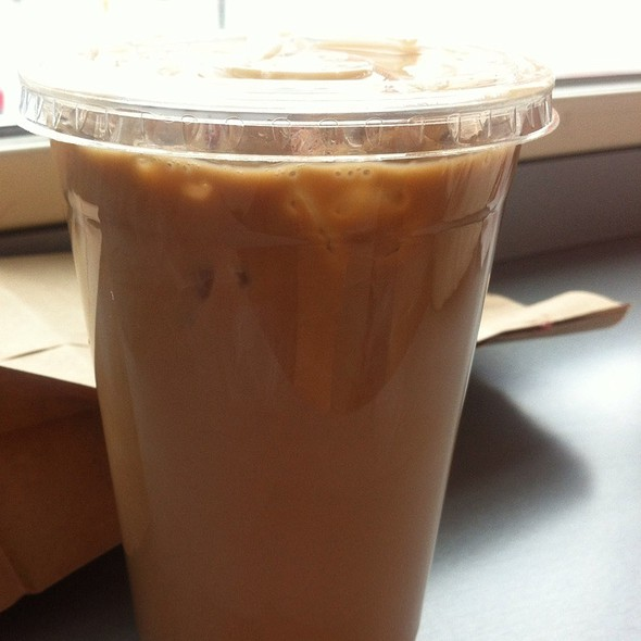 Iced Coffee @ Hi*Rise