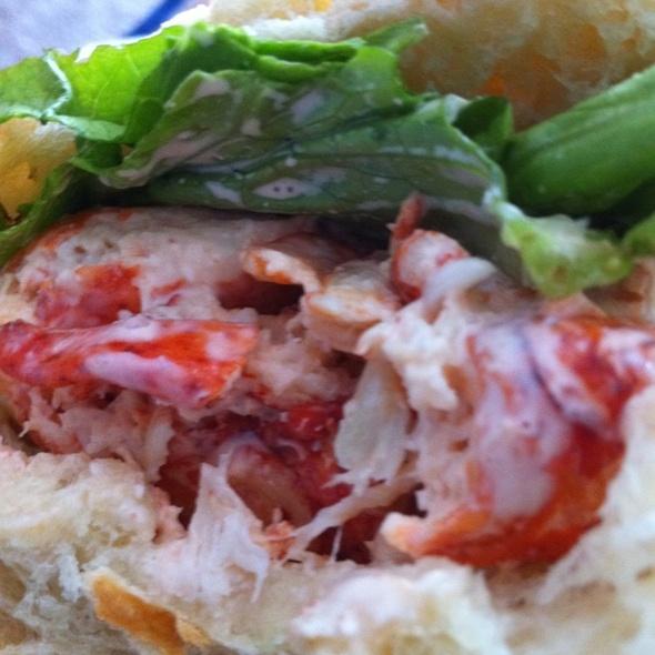 Lobster Roll (Sandwich) @ Panera Bread