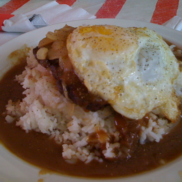Loco Moco @ Big City Diner - Waipio